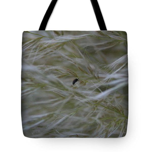 Pampas Grass And Insect Tote Bag