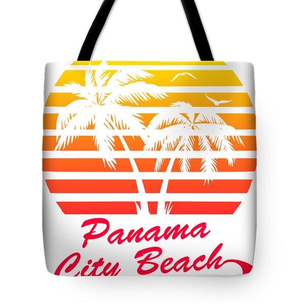 Panama City Map Panama Print Panama Gifts Panama City Gifts Tote Bag Canvas Bag Cotton Bag Beach Tote Shopping Bag Grocery Bag Market Bag