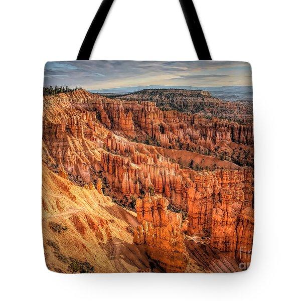 Panorama Bryce Canyon Utah  Tote Bag