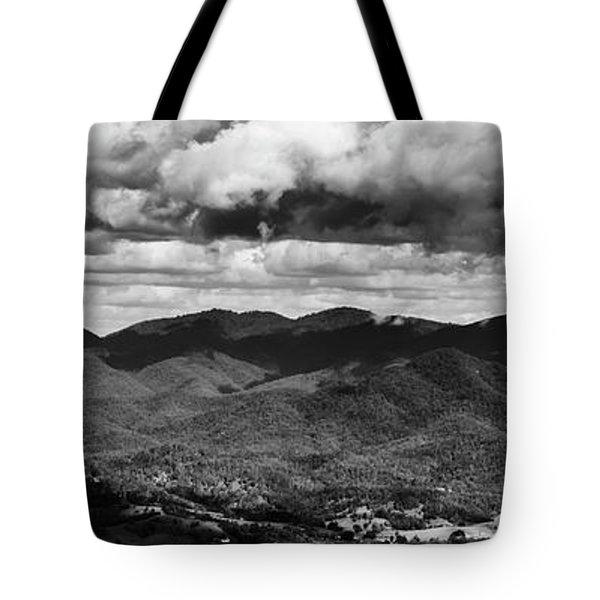 Panorama Melodrama Tote Bag