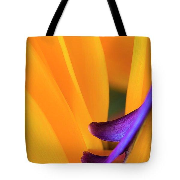 Paradise Bird Tote Bag