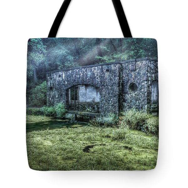 Paradise Springs Tote Bag
