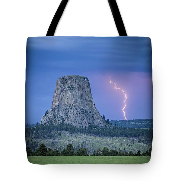 Parallel The Tower Tote Bag