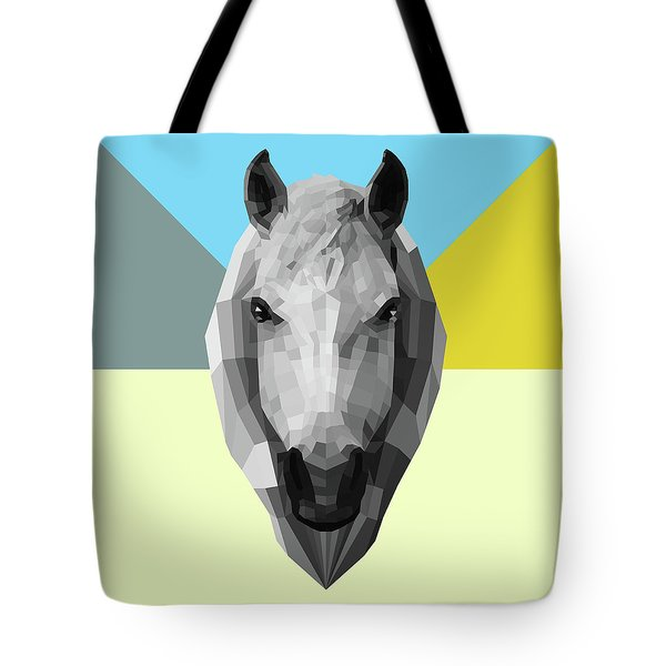 Party Horse Tote Bag