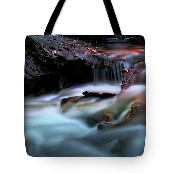 Passion Of Water Tote Bag