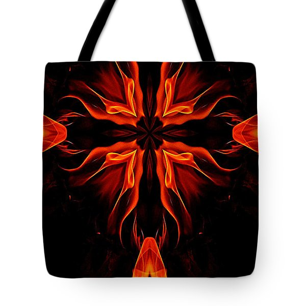 Tote Bag featuring the photograph Passion by Phil Koch