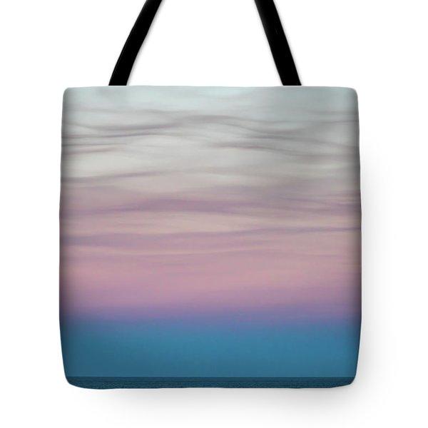 Pastel Clouds Tote Bag
