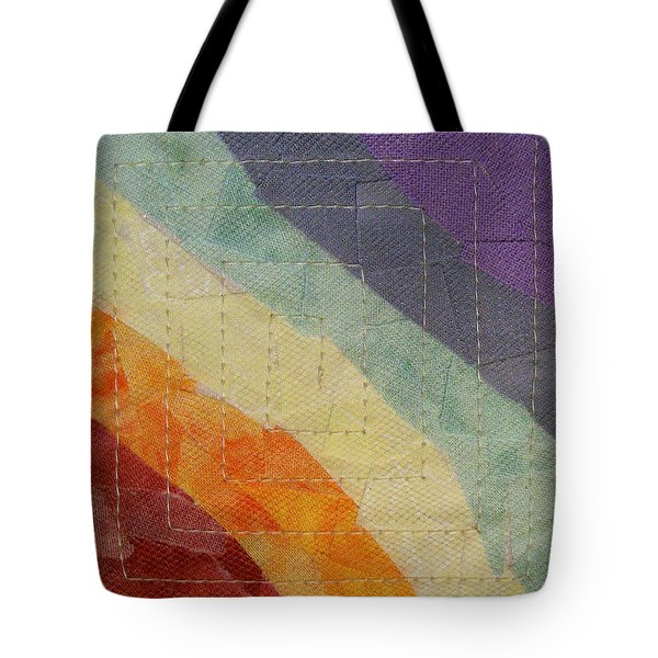Pastel Color Study Tote Bag
