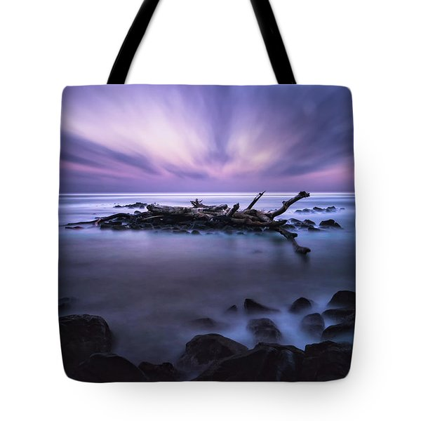 Pastel Tranquility Tote Bag