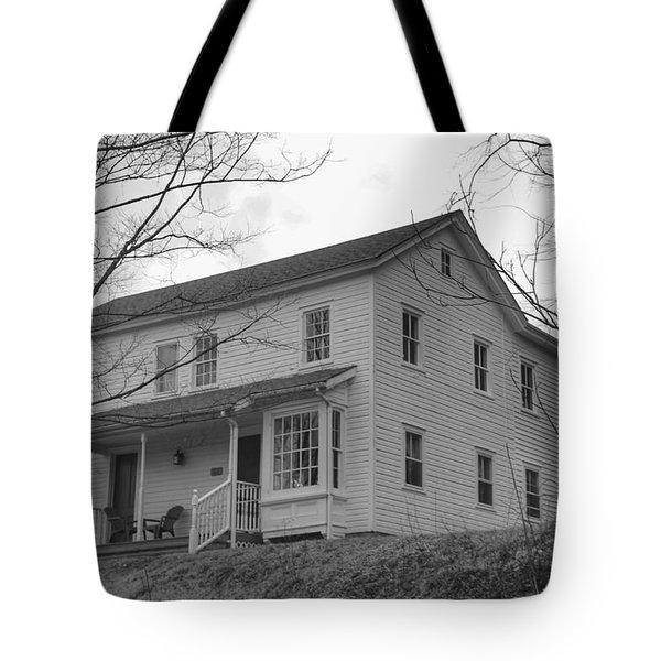 Pastors House - Waterloo Village Tote Bag
