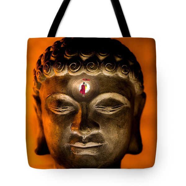 Path To Enlightenment Tote Bag