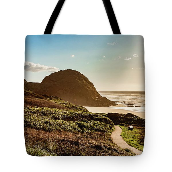 Pathway To Goodtimes Tote Bag