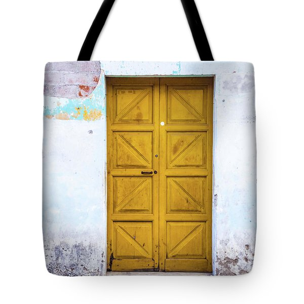 Patina Tote Bag