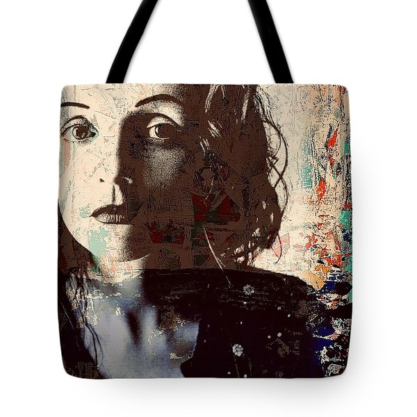 Patty Griffin Tote Bag