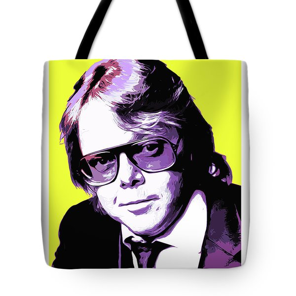 Paul Williams Tote Bag
