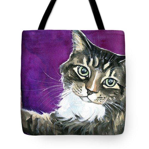 Paw Love Tote Bag