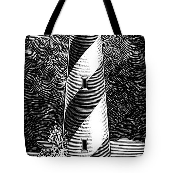 Peace In The Storm Tote Bag