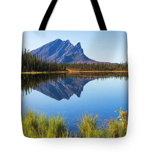 Peaceful Morning Tote Bag
