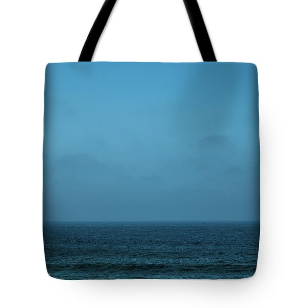 Tote Bag featuring the photograph Peaceful Ocean V by Anne Leven