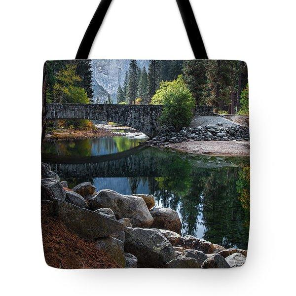 Peaceful Yosemite Tote Bag