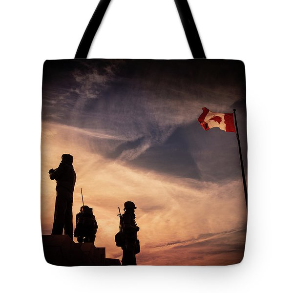 Peacekeepers Tote Bag