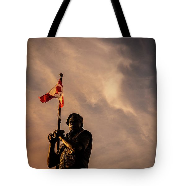 Peacekeeping Tote Bag