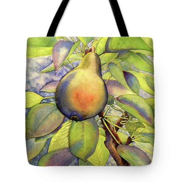 Pear Of Paradise Tote Bag