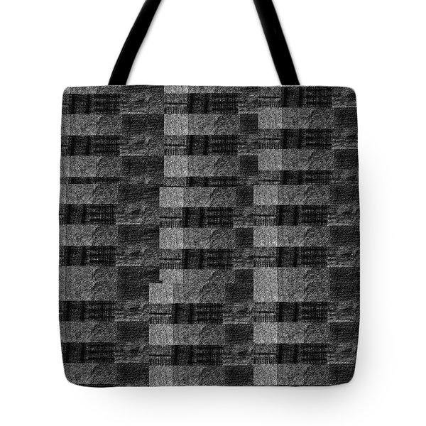 Pencil Scribble Texture 2 Tote Bag