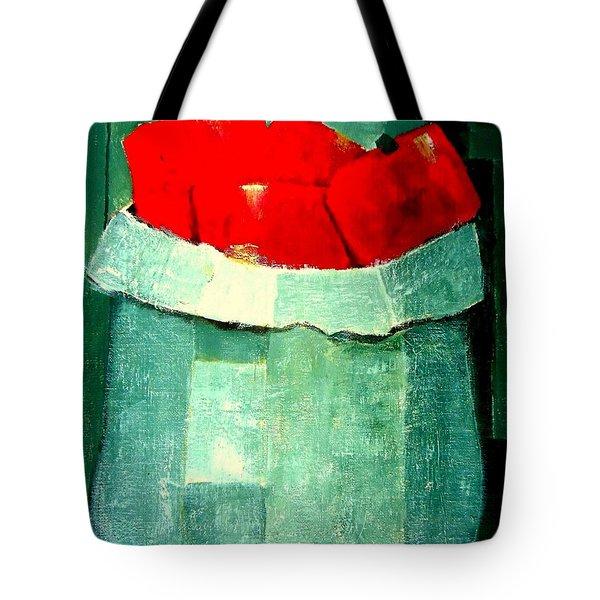 Peperoni Rossi Tote Bag