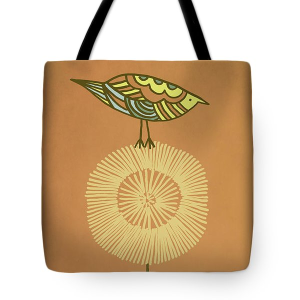 Perch Tote Bag