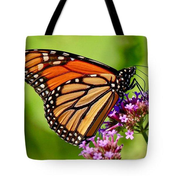 Perfect Monarch Tote Bag