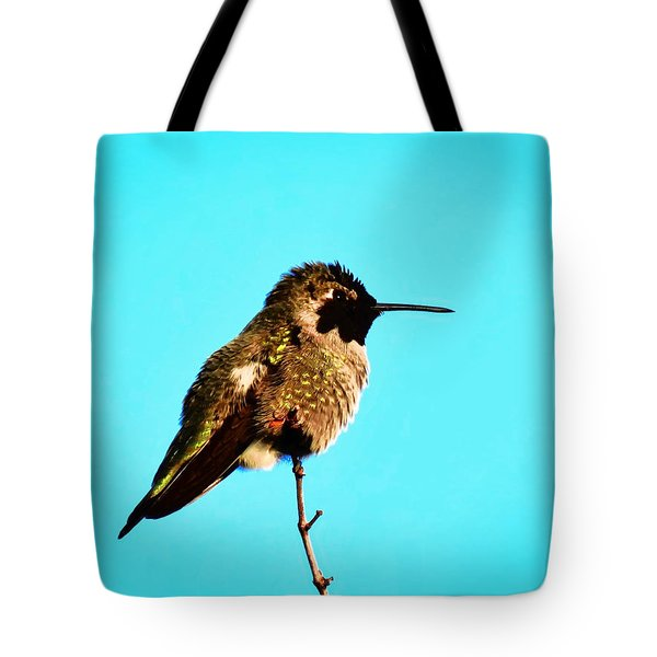 Perfect Posing Tote Bag