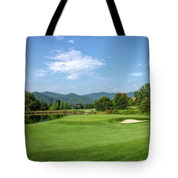 Tote Bag featuring the photograph Perfect Summer Day by Claire Turner
