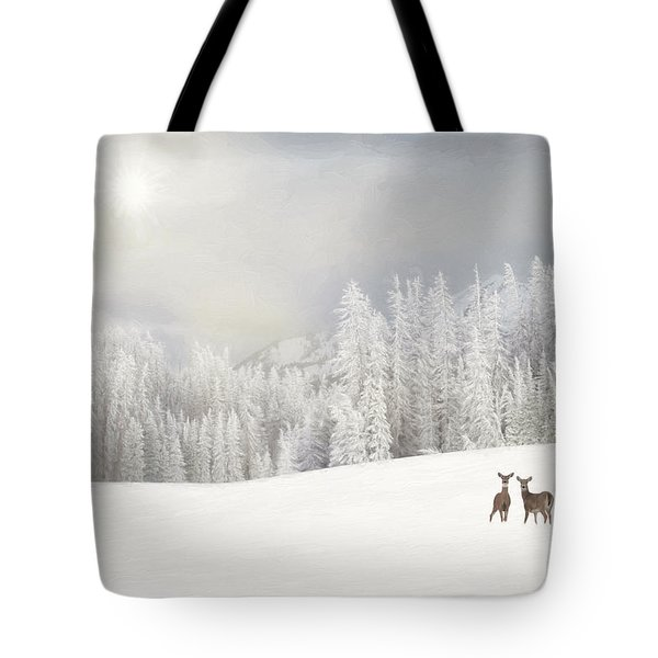Perfect Tranquility Tote Bag