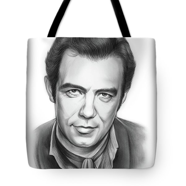 Pernell Roberts 2 Tote Bag