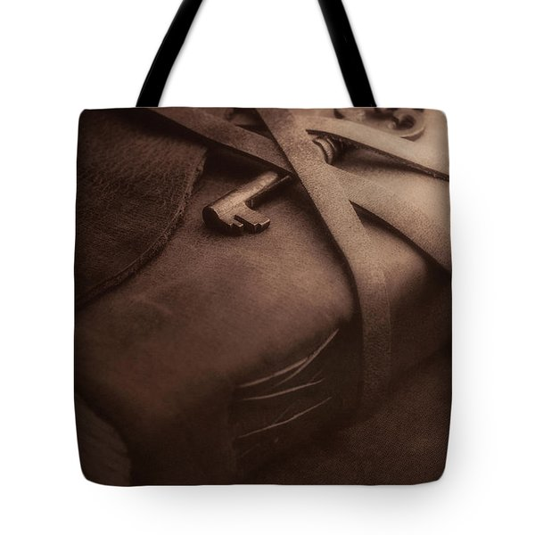 Personal Tote Bag