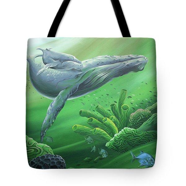 Phathom Tote Bag