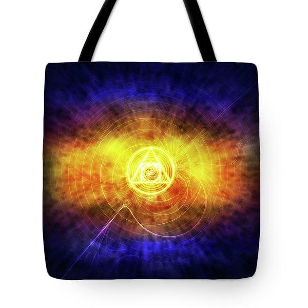 Philosopher's Stone Tote Bag