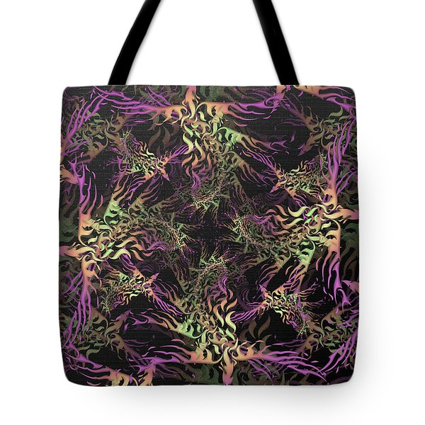 Phoenix Remix Tote Bag
