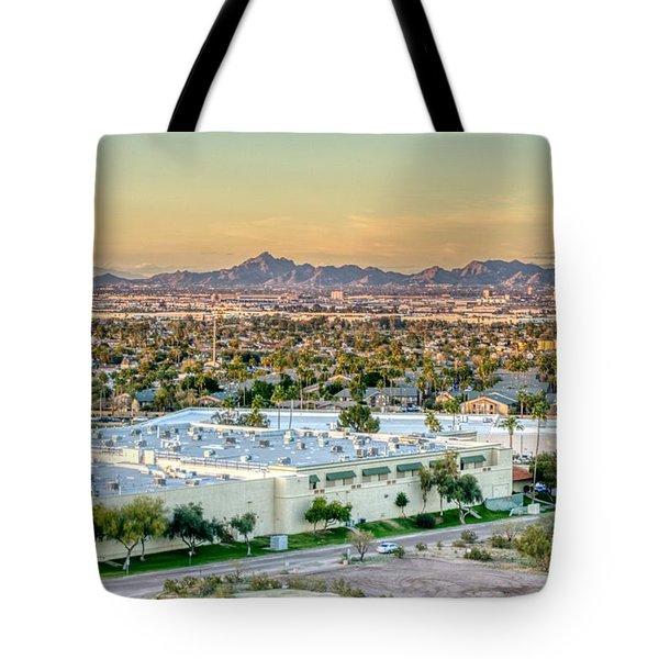 Phoenix Vibe Tote Bag