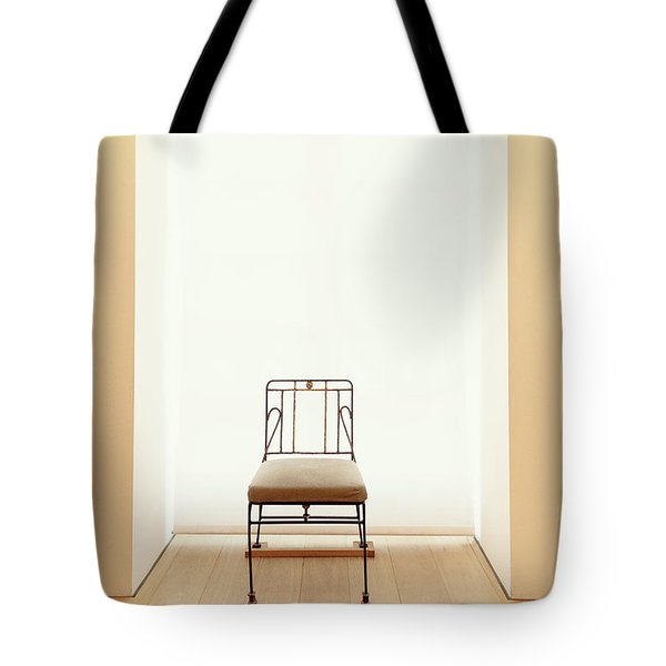 Picasso's Museum Chair Tote Bag