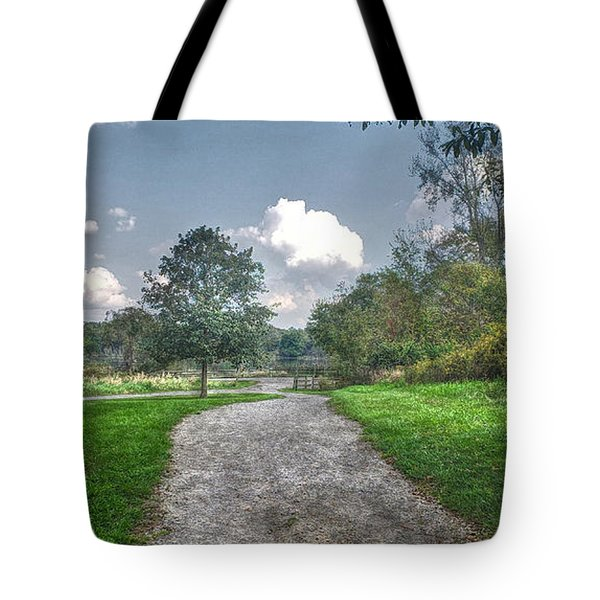 Pickerington Ponds Walkway Tote Bag