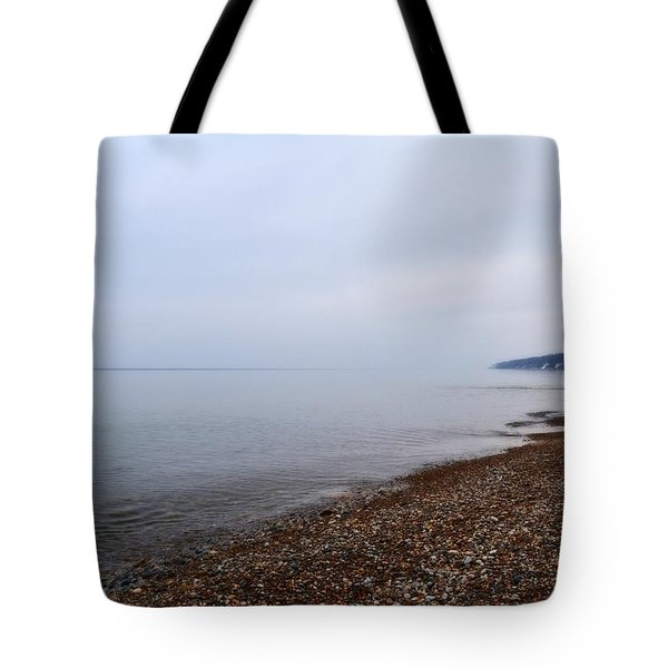 Pier Cove With Stoney Beach 1.0 Tote Bag