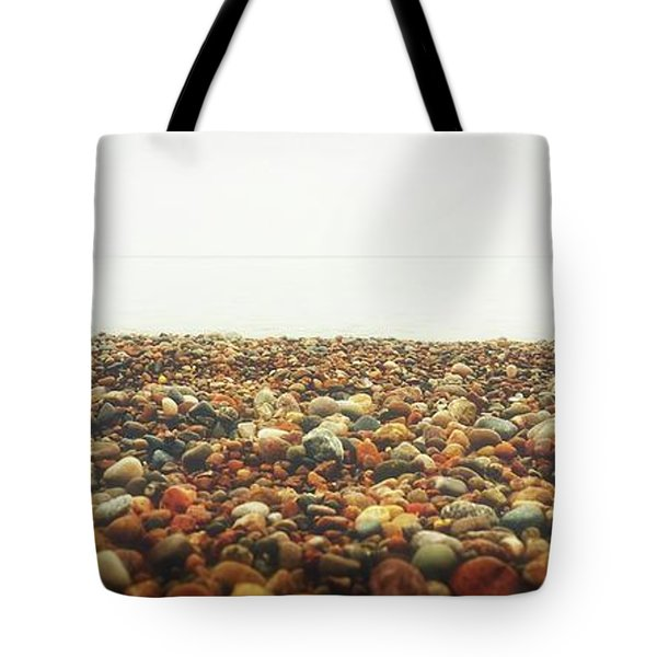 Pier Cove With Stoney Beach 2.0 Tote Bag