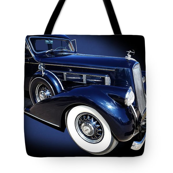 Pierce Arrow Model 1603 Limousine Tote Bag