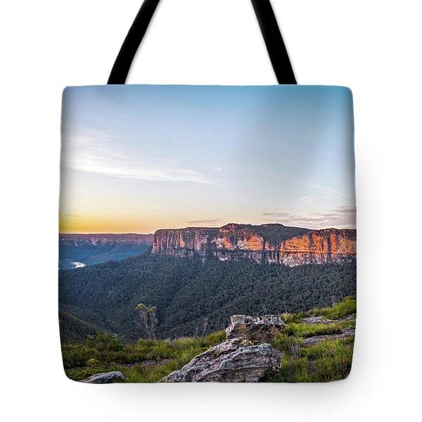 Pierces Dawn Tote Bag