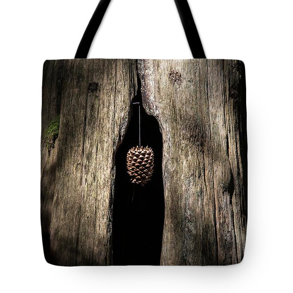 Pinecone  Tote Bag