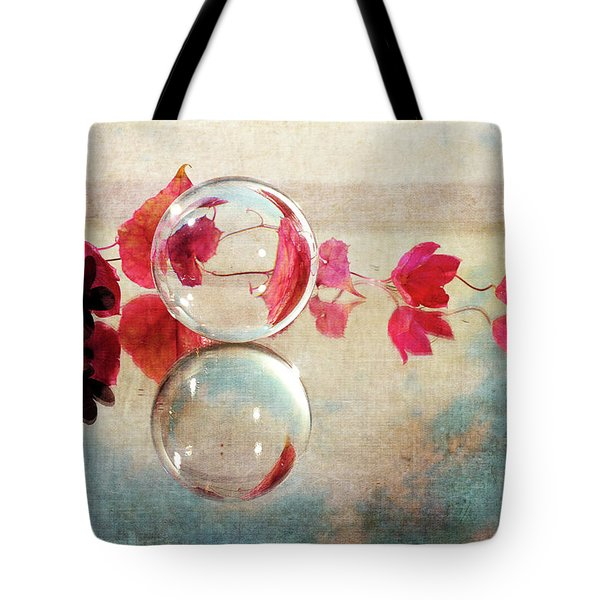 Tote Bag featuring the photograph Pink Line by Randi Grace Nilsberg