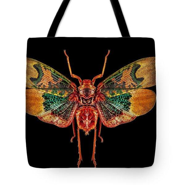 Planthopper Lanternfly Tote Bag