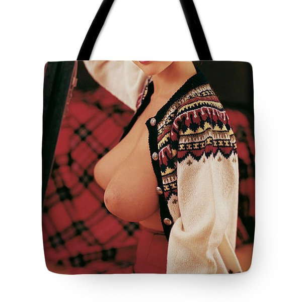 Playboy, Miss February 1966 Tote Bag